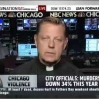 "Obama Gun Control Priest Who Threatened to ""Snuff"" Pro-Gun Pols in Illegal Gun Mess"