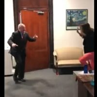 Philly Mayor Seen Dancing Like School-Girl Over Protection of Dangerous Criminals (VIDEO)