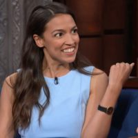 OCASIO-CORTEZ: I'm like an 'American Revolutionary'!