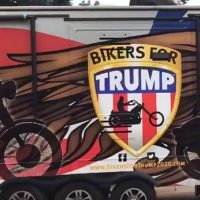 Bikers For Trump Grows To Almost 100,000 Members, Unveils Massive New RV (VIDEO)