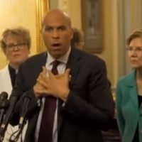 Cory Booker Says Anyone Who Supports Brett Kavanaugh For Scotus Is 'Complicit In Evil' (VIDEO)