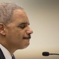 REPORT: Obama's Corrupt AG Eric Holder Mulls 2020 Presidential Bid