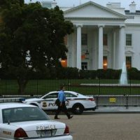 "Secret Service Officer Assaulted Outside White House at Immigration Protest by Violent Leftist Screaming ""Where's the President?"""