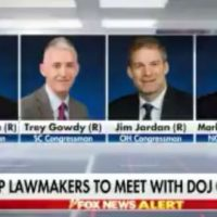 DEVELOPING: GOP Lawmakers Aware of New Documents Related to Hillary's Phony Dossier After Lisa Page Deposition