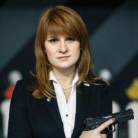 "BREAKING: Russian National Mariia Butina Arrested by Deep State DOJ — ""Conspiracy to Act as Russian Agent"" (On Day of Trump-Putin Meeting)"
