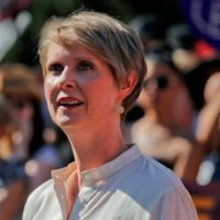 New York's Cynthia Nixon Comes Out Of The Closet As A Democratic Socialist