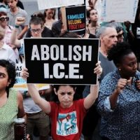 Feds Say Anti-ICE Protesters Hurled Racist Slurs And Called For Their Deaths During Protest