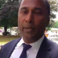 Indian Opponent of Senator Elizabeth Warren Punched in Face By Violent, Racist Leftist