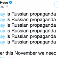 #WalkAway Founder Responds to Hogg's Accusations That Campaign is 'Russian Propaganda'