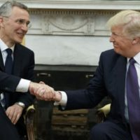 NATO in tizzy after Trump tells members: 'You gotta pay your bills'