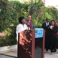 Maxine Waters urges TEACHERS to 'stand up and fight': 'You know what to do!'