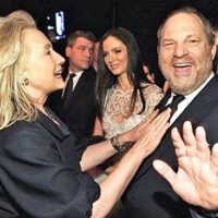 Hillary Clinton Had Dinner With Hollywood Slime Harvey Weinstein Weeks After Losing 2016 Election