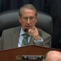 FIREWORKS! Democrats ERUPT at Peter Strzok Testimony — Chairman Goodlatte Threatens Strzok with Contempt (VIDEO)