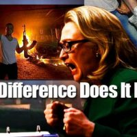 Hillary 'Benghazi' Clinton Has Gall to Accuse Trump White House of Not Defending Ambassador