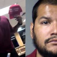 FELONY CHARGE: 30-Year-Old Loser Who Stole MAGA Hat Arrested, Faces Up To Two Years In Prison