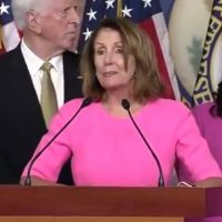 NANCY? Pelosi suffers face spasm saying 'intelligence', calls colleague by wrong name