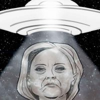 More Democrats Believe in UFOs Than America