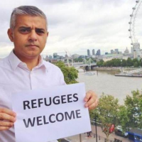 "London Mayor Sadiq Khan Attacks Trump – Says Claim that Migrants to Blame for Crime ""Preposterous"""