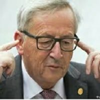 EU Junck-Man Travels to US to Grovel Before Trump