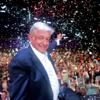 López Obrador, New President-Elect Of Mexico Hopes For A Friendly Relationship with Trump