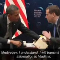 DOUBLE STANDARD: Obama Defended Russia in South Africa Speech