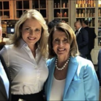 PHOTO: Pelosi hobnobs with 'major contributor' tax dodger during Philly fundraiser