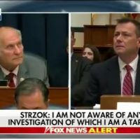 Smirking Strzok's weakness: Lisa Page