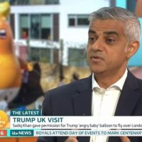 """Would You Endorse Flying a Black Baby Obama in a Nappy?"" – Piers Morgan Obliterates Hypocrite Mayor Sadiq Khan Over Trump Balloon (VIDEO)"