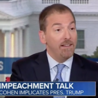 NBC's Chuck Todd blames distrust of media on 'conservative echo chamber,' not 'fact'