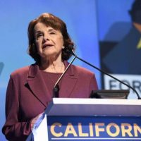 Chinese Spy Revealed By FBI As Senator Dianne Feinstein's Driver