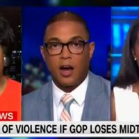 CNN's Don Lemon Defends Violent Far Left Antifa: 'No Organization Is Perfect' (VIDEO)
