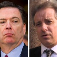 STUNNING: FBI Continued to Gather Junk Documents from Christopher Steele 12 TIMES after Election (VIDEO)