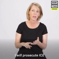 Crazed New York AG Candidate Threatens to 'Prosecute ICE For Their Criminal Acts' If Elected (VIDEO)
