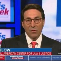 Trump Attorney Jay Sekulow: We Will Fight Mueller Subpoena in the Supreme Court (VIDEO)