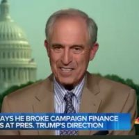 FAKE NEWS=> Lanny Davis Admits He Lied to Media About CNN Bombshell Trump Tower Meeting Report