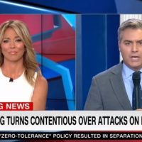 Now CNN's Jim Acosta Wants Journalists To Protest In Front Of The White House (VIDEO)