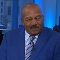 Football Legend Jim Brown Says He Would 'Never Kneel' During The National Anthem