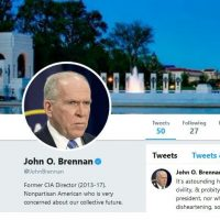 Former Obama CIA Director and Hack John Brennan Disses President Trump – Remains Mute on Claims He's QB of Spygate