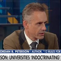 Conservative Professor Warns 'Dangerous People' Are Indoctrinating Students (VIDEO)