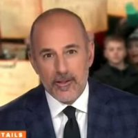 Disgraced NBC Host Matt Lauer Has Reportedly Been Telling People He Will Return To TV