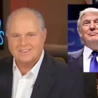 President Trump Surprises Rush Limbaugh By Calling Show For 30th Anniversary (AUDIO)