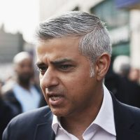 London Mayor Sadiq Khan Wants To Ban Cars From Parts Of City To Prevent Terror Attacks