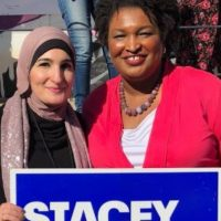 VIDEO: Linda Sarsour Endorses Radical Stacey Abrams for Governor of Georgia