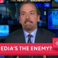 Ex-Brian Williams Colleague Blames FOX for Destroying Public Trust in the Media