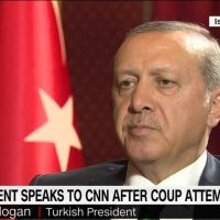 Turkey's Islamic Tyrant Freaks Out Over Trump Sanctions