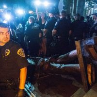 University System Plans 'Full Criminal Investigation' After Confederate Statue Toppled