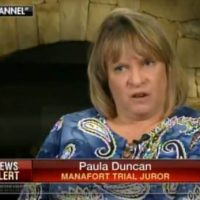 JUROR SPEAKS OUT — Says Paul Manafort Would Never Have Been Charged If He Did Not Work for President Trump (VIDEO)