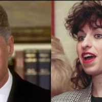 Then-President Bill Clinton Wrote Paula Jones An $850,000 Check