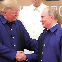 Russians Feel Better About Americans After Trump-Putin Summit