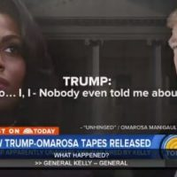 New Audio Released by Omarosa Reveals President Trump Was Unaware of Her Firing — And Was Genuinely Concerned for His Friend (VIDEO)